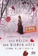 Cover-Bild zu Das Reich der sieben Höfe 1 - Dornen und Rosen von Maas, Sarah J.