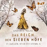 Cover-Bild zu Das Reich der sieben Höfe - Teil 2 (Audio Download) von Maas, Sarah J.