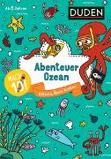 Cover-Bild zu Mach 10! Abenteuer Ozean - Ab 8 Jahren von Eck, Janine