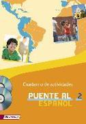 Cover-Bild zu Fernández Fernández, Ana: Puente al español 2. Cuaderno de actividades. Arbeitsheft