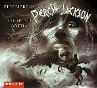 Cover-Bild zu Riordan, Rick: Percy Jackson - Teil 5