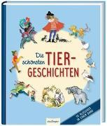 Cover-Bild zu Die schönsten Tiergeschichten von Potter, Beatrix