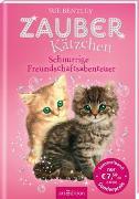 Cover-Bild zu Zauberkätzchen - Schnurrige Freundschaftsabenteuer von Bentley, Sue