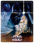 Cover-Bild zu Star Wars - Episode IV : Un nouvel espoir - 4K+2D+Bonus Steelbook Edition
