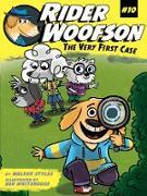 Cover-Bild zu Styles, Walker: The Very First Case (eBook)