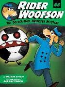 Cover-Bild zu Styles, Walker: The Soccer Ball Monster Mystery (eBook)