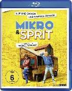 Cover-Bild zu Gondry, Michel: Mikro & Sprit