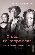 Cover-Bild zu Große Philosophinnen