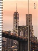 Cover-Bild zu Emotions weekly A5 New York 2016/2017