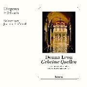 Cover-Bild zu Leon, Donna: Geheime Quellen (Audio Download)