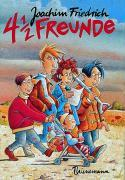 Cover-Bild zu 4 1/2 Freunde 1: 4 1/2 Freunde von Friedrich, Joachim