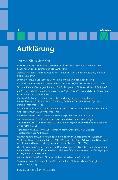 Cover-Bild zu Christlob Mylius. Ein kurzes Leben an den Schaltstellen der deutschen Aufklärung (eBook) von Zelle, Carsten (Beitr.)