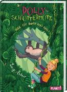 Cover-Bild zu Polly Schlottermotz 5: Hier ist doch was faul! von Astner, Lucy