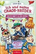 Cover-Bild zu Ich und meine Chaos-Brüder - Beste Party aller Zeiten von Welk, Sarah