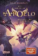 Cover-Bild zu Riordan, Rick: Die Abenteuer des Apollo 4: Die Gruft des Tyrannen