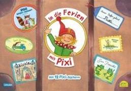 Cover-Bild zu Cordes, Miriam: Pixis großer Reisekoffer