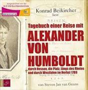 Cover-Bild zu Geuns, Steven Jan van: Tagebuch einer Reise mit Alexander von Humboldt