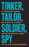 Cover-Bild zu Tinker Tailor Soldier Spy (eBook) von Carré, John le