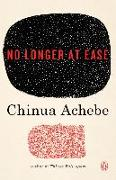 Cover-Bild zu No Longer At Ease von Achebe, Chinua