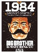Cover-Bild zu eBook 1984 (Graphic Novel)