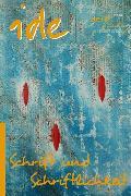 Cover-Bild zu Esterl, Ursula (Hrsg.): Schrift und Schriftlichkeit (eBook)