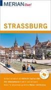 Cover-Bild zu MERIAN live! Reiseführer Straßburg von Knopf, Volker