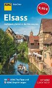 Cover-Bild zu ADAC Reiseführer Elsass von Frommer, Robin Daniel