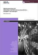 Cover-Bild zu Compendio Autorenteam: Rechnungswesen für Marketing- und Verkaufsverantwortliche - Aufgaben und Übungen