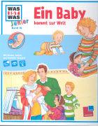 Cover-Bild zu Marti, Tatjana: Ein Baby kommt zur Welt