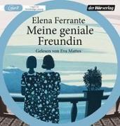 Cover-Bild zu Ferrante, Elena: Meine geniale Freundin