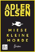 Cover-Bild zu Miese kleine Morde (eBook) von Adler-Olsen, Jussi
