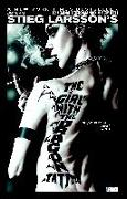 Cover-Bild zu Mina, Denise: The Girl with the Dragon Tattoo