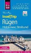 Cover-Bild zu Reise Know-How InselTrip Rügen mit Hiddensee und Stralsund von Kirchmann, Anne