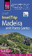 Cover-Bild zu Reise Know-How InselTrip Madeira (mit Porto Santo) (eBook) von Schetar, Daniela