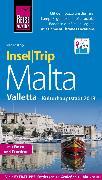 Cover-Bild zu Reise Know-How InselTrip Malta mit Gozo und Comino (eBook) von Bingel, Markus