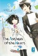 Cover-Bild zu Akui, Makoto: The Anthem of the Heart 03