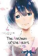 Cover-Bild zu Akui, Makoto: The Anthem of the Heart 04