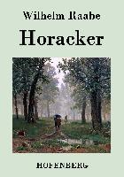 Cover-Bild zu Wilhelm Raabe: Horacker