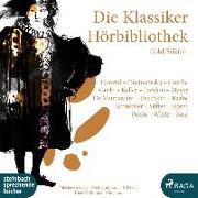 Cover-Bild zu Conrad, Josef: Die Klassiker Hörbibliothek