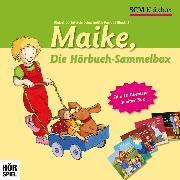 Cover-Bild zu Löffel-Schröder, Bärbel: Maike (Audio Download)