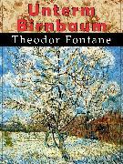Cover-Bild zu eBook Unterm Birnbaum