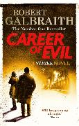 Cover-Bild zu Galbraith, Robert: Career of Evil