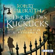 Cover-Bild zu Galbraith, Robert: Der Ruf des Kuckucks (Audio Download)