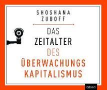 Cover-Bild zu Zuboff, Shoshana: Das Zeitalter des Überwachungskapitalismus