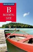 Cover-Bild zu Kohl, Margit: Baedeker Reiseführer Bodensee (eBook)