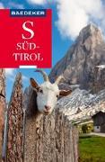 Cover-Bild zu Kluthe, Dagmar: Baedeker Reiseführer Südtirol (eBook)