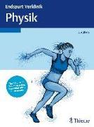 Cover-Bild zu Endspurt Vorklinik: Physik