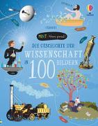 Cover-Bild zu MINT - Wissen gewinnt! Die Geschichte der Wissenschaft in 100 Bildern