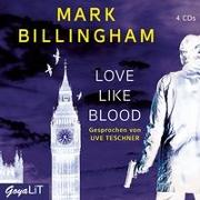 Cover-Bild zu Billingham, Mark: Love like Blood