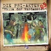 Cover-Bild zu Hrissomallis, Simeon: Die PSI-Akten, Folge 5: Villa der Verdammten (Audio Download)